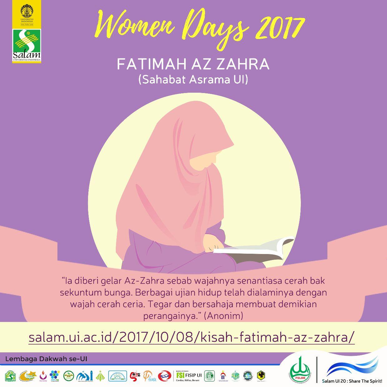 Kisah Fatimah Az Zahra Salam Ui 23
